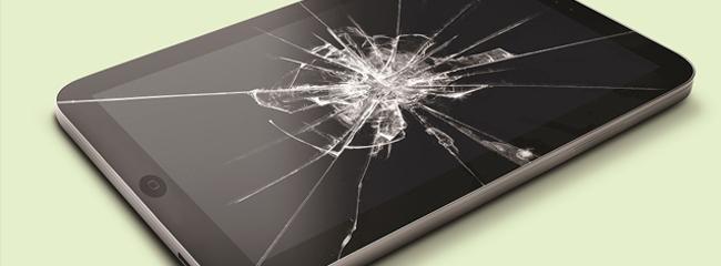 Tablet service - reparaties